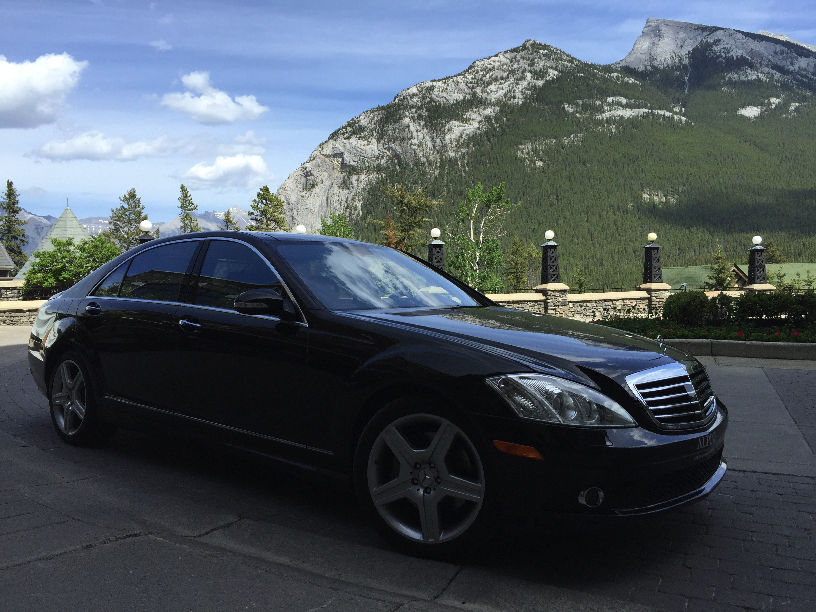 Mercedes S550 / AMG / 4matic