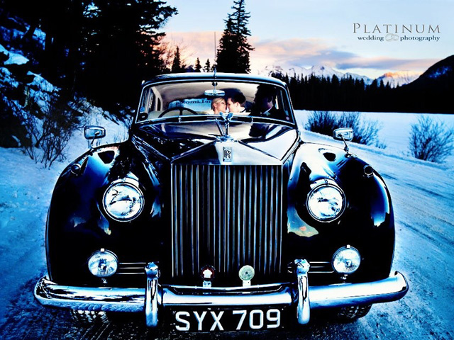 1956 Rolls Royce Silver Cloud Series I