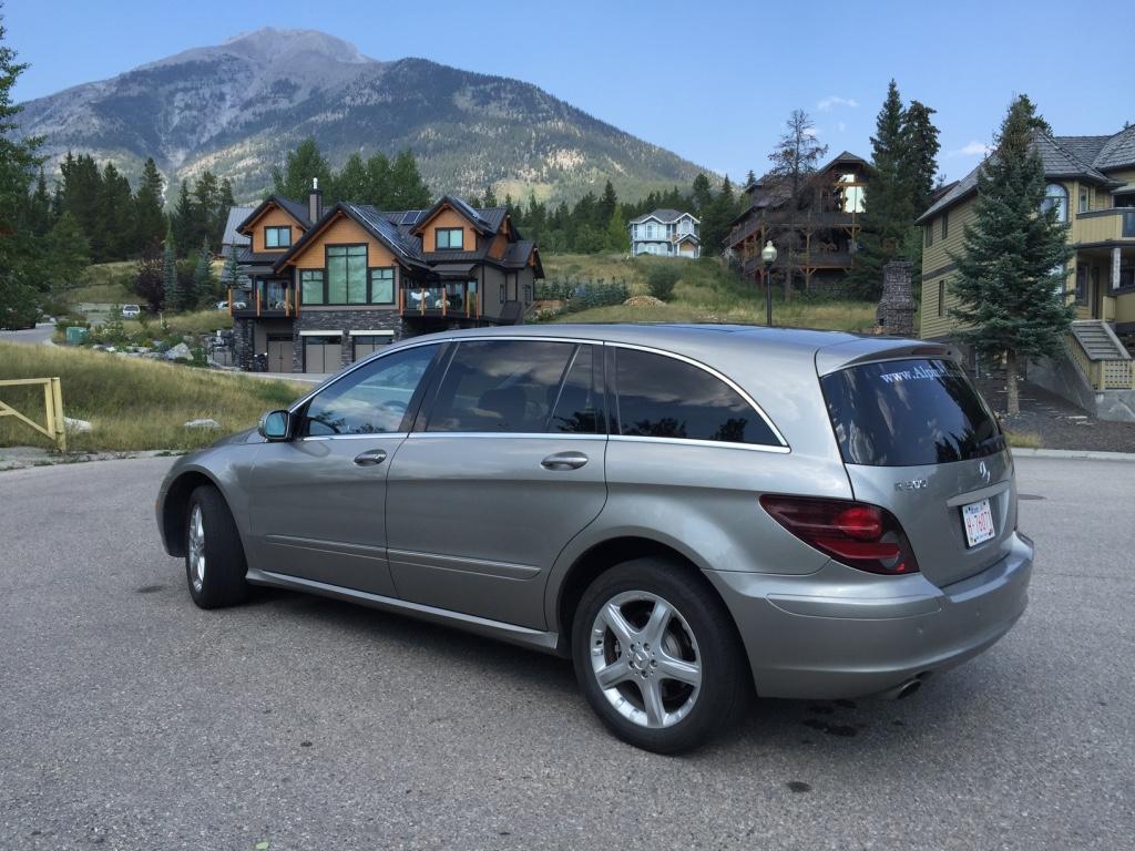Mercedes R500 / AWD / AMG