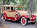 1932 Willys Overland 8-88 Deluxe Sedan