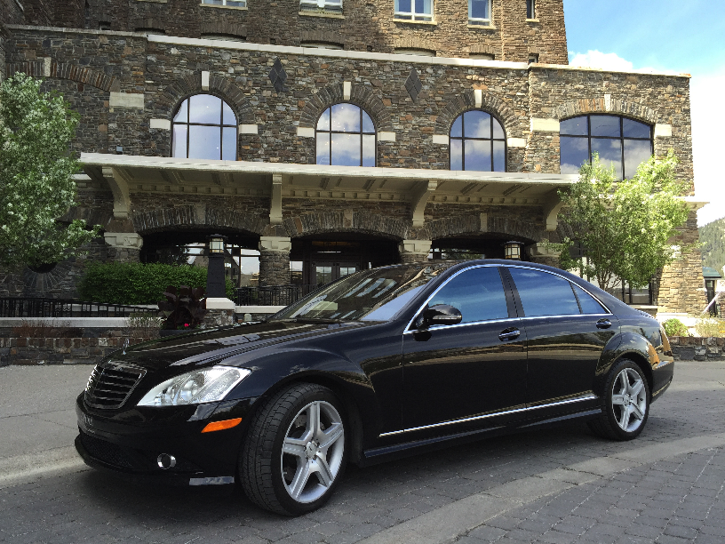 Mercedes S550 / AWD / AMG / Long Wheelbase